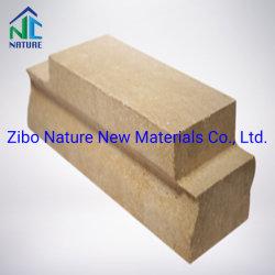 Il mattone di silicone acido a temperatura elevata della prova 94% per la fornace, qualità eccellente ha sinterizzato il mattone di silicone usato per il forno da coke di industria di fabbricazione dell'acciaio, mattone refrattario acido