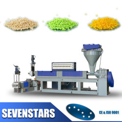 Пластиковые PP пленки ПВХ переработки шлифовки Гранулирующий Granulation гранулятор зернение машины