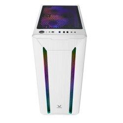 RGB 지구 디자인 Cl7404 RGB 백색을%s 가진 2020 새로운 디자인 그리고 민감한 최신 판매 ATX 도박 컴퓨터 PC 상자