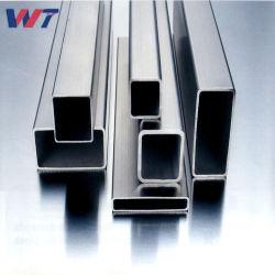 中国は製造によってカスタマイズされた鉄骨構造の継ぎ目が無い管の溶接された管の正方形の管の円形の管を組立て式に作った