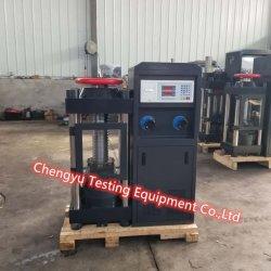 Test de compression de la machine//Testeur de compression La compression et de machines d'essais de flexion