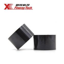 Zwarte Kleur 30mm*100m van Fineray FC1 het Stempelen van het Type het Hete Lint van de Codage dat op de Machine van de Codage aan het Aantal van de Partij van de Datum van Af:drukken/Partij wordt gebruikt