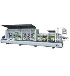Heavy Duty de la Carpintería de PVC de alta velocidad de la esquina de la máquina con cantos redondos MF50F de fresado de borde automático bander