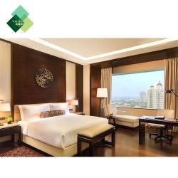 5 つ星のモダンな無垢材のベッドルーム家具は、プロフェッショナルなデザインが施されている