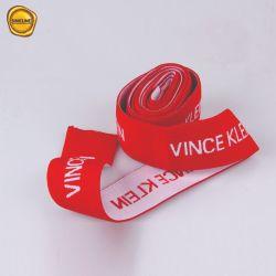 حزام الخصر المطاطي المخصص من Sincicline مع شعار أبيض
