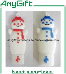 Clé USB de Noël avec Forme personnalisée 13