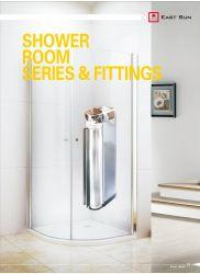 Il profilo di alluminio ed il vetro di alta qualità calda di disegni hanno incorniciato il Governo Ck-8016 dell'acquazzone