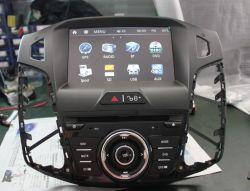 قرص DVD للسيارة بشاشة لمس رقمية بحجم DIN 7 بوصات بدقة 800*480 لاعب فورد فوكاس 2012 (TS8778)