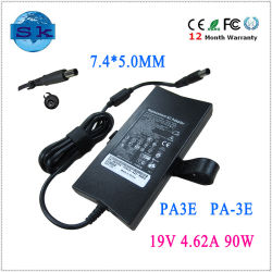 Vervanging Laptop Adapter voor DELL pa-3e Slim 19.5V 4.62A 90W Studio XPS 13, 1340, 16, 1645 1647