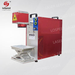 Hot Selling Eastern Handheld Fiber Laser Marking Machine/Marker/Graving On Car Button