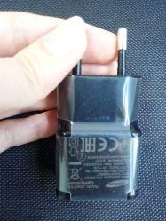 Qualität EU stecken einzelnen USB ein, der schnell reale 5V 2A Arbeitsweg-Wand-Aufladeeinheit für Samsung S5 S4 S3 auflädt