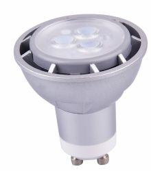 مصباح LED لبقعة قابل للتخفيت GU10 بقوة 3 واط