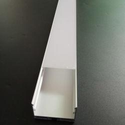 Светодиод профиль лестницы носа корпуса освещения LED алюминиевый профиль с ПК для LED ленты LED трубы канала под разными углами освещения светильники акцентного освещения опоры маятниковой подвески