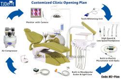 O alemão Steady & Seguros Clinic Plano de abertura da unidade de medicina dentária (M2+Plano)