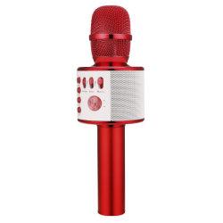 مضخم صوت كاريوكي لتسجيل الغناء