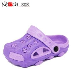 Großverkauf-Schnitt-Form-Garten-Schuhe für Kind-Hefterzufuhr