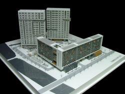 El modelo residencial de la escala de decisiones (JW-160)