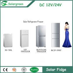 50L 300L 24V DC alimentada a energia solar do Compressor Frigorífico Frigorífico
