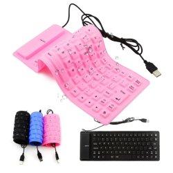 85 مفاتيح 109 مفاتيح [سليكن روبّر] مسيكة [أوسب] يبرق مرنة [فولدبل] لوحة مفاتيح لأنّ [كمبوتر كّسّوري]