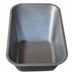 Высокое качество 75L Wheelbarrow стальной ковш