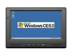 """8"""" ordenador incrustado con WINCE 6.0 sistema operativo para dispositivos industriales/publicidad"""