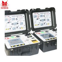 Hmdq 500V, 1000V 5000V, 10000V 디지털 메가저항 절연 저항 측정 장비 Megger 테스트 기기