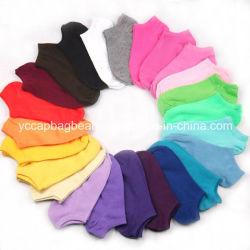 O algodão barato meias curtas promocionais
