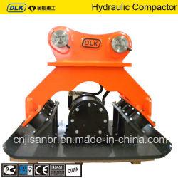 4-9톤의 굴삭기용 유압 콤팩터