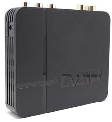 DVB-T2 디지털 텔레비젼 인공 위성 수신 장치