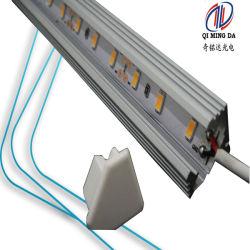 Nouveau Style V forme attrayante Magnatic conduit rigide de la barre d'éclairage