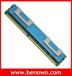 8 Go (2*4 Go) FBD PC2-5300 de 667 MHz La mémoire du serveur 466440-B21