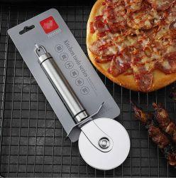 Venda a quente de aço inoxidável Fogão Pizza Ferramenta assar cortador de biscoito