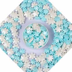 prix d'usine Brand New 10mm Bonbons de sucre dépoli de Sprinkles décoratifs pour la cuisson