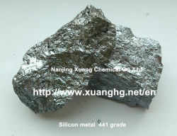 Siliziummetall
