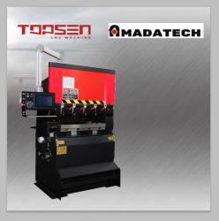 CNC máquina de doblado y la prensa de doblado/Fabricado en China para el Aluminio Acero Metal de la placa de lámina metálica de acero inoxidable con Nc9 Controller