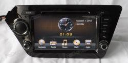기아자동차의 판매 차 GPS 네비게이션 K2(C8029K2)
