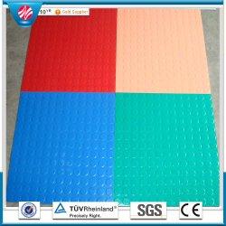 Больница Fire-Resistant резиновый пол/спортзал напольный коврик (GF0601)