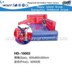 Corte gonfiabile del gioco gonfiabile di sconto (HD-10003)