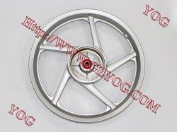 Aro da Roda Traseira de motocicleta jantes em liga de alumínio Rin Trasero Cgl125 BM150 CB125ACE