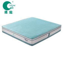 Chambre à coucher Mobilier Mall en Chine Euro-Top Latex Matelas de printemps de poche