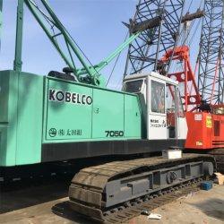 Guter Preis japanisches ursprüngliches Kobelco P&H 7050 verwendete die 50 Tonnen-Gleisketten-Kran für Verkauf