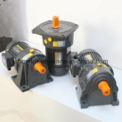 Piccolo motore innestato di bassa potenza dell'attrezzo di trasmissione di rapporto del riduttore del motore alto