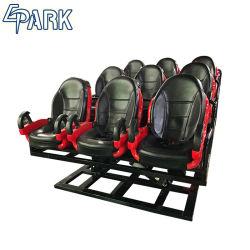전기 플랫폼 5D7d 시네마 모션 의자 시뮬레이션 장비 5D 시네마 장비