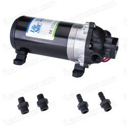 12VDC 필터 펌프 (80-160PSI, 5L/MIN, 1.35GPM) 고압