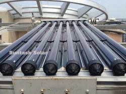 SolarKeymark Sonnenkollektor für Heißwasser-Heizung