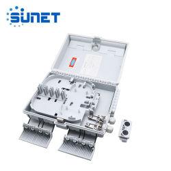 La oferta FTTH Fdb 16 puertos en el exterior la terminación del cable de fibra óptica de la caja con 1X8/1X16 PLC Splitter