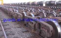 Russland-Bahnblockwagen einschließlich den BahnWheelset und Blockwagen-Rahmen verwendet für Blockwagen-Bauteile