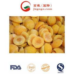 Boa qualidade congelado IQF alperce e frutos congelados