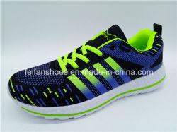 Hotsale Kind-Freizeit-Sport bereift athletische Schuh-Turnschuh-Schuhe (WL1218-5)