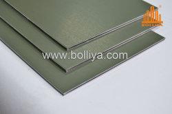 Le titane zinc mur rideau en matériau composite pour la décoration de revêtement de façade